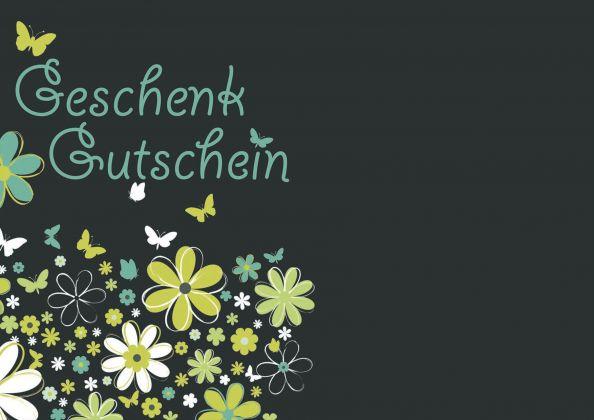 Gemütlich Geburtstags Geschenk Gutschein Vorlage Fotos - Bilder für ...